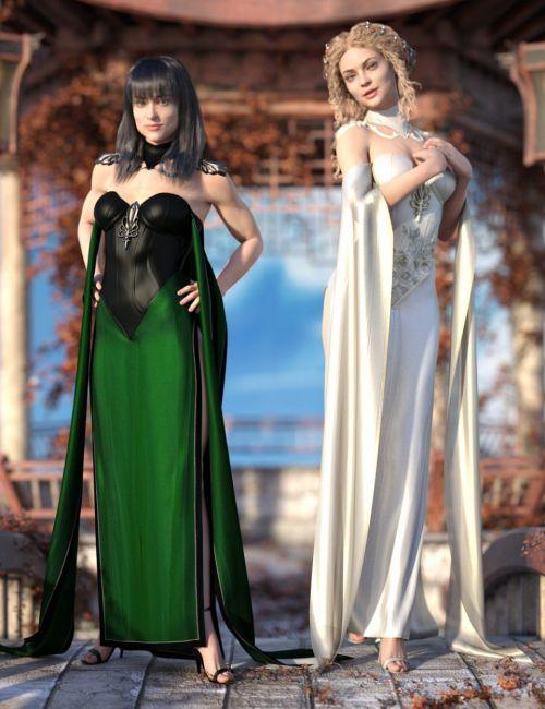dforce-fantasy-cape-outfit-textures