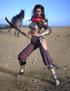 eastern-warrior-for-genesis-8-female(s)