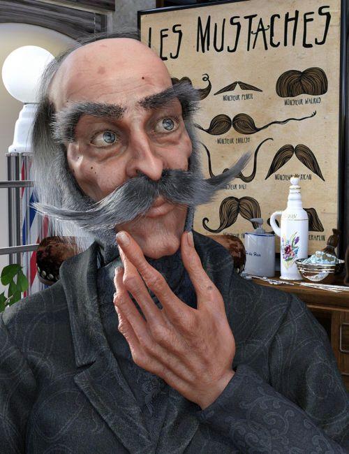 alchemist-hair-&-beard-for-genesis-3-and-8-males