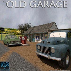 old-garage-for-poser
