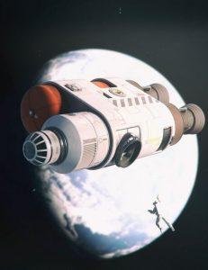 sci-fi-rescue-module