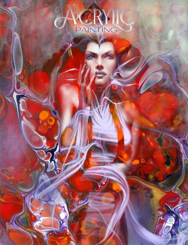 ron's-acrylic-painting