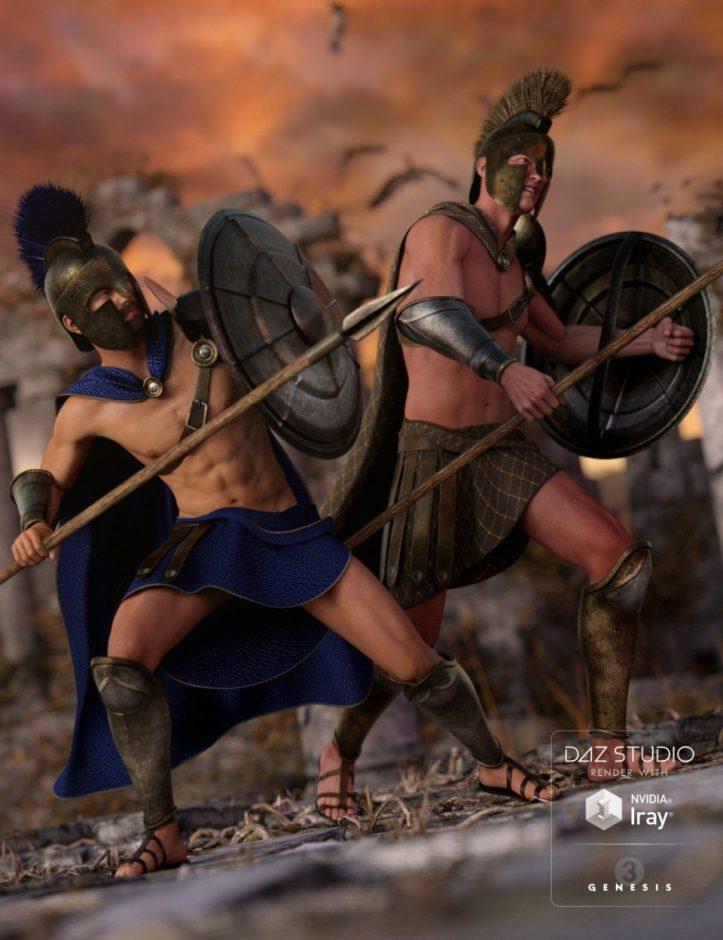 spartan-warrior-textures