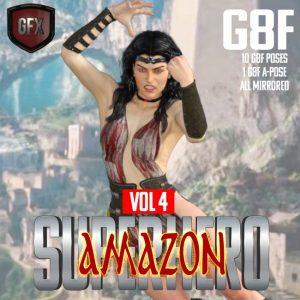 superhero-amazon-for-g8f-volume-4