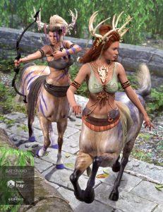 centaur-grove-outfit-textures
