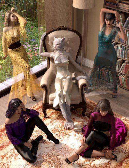 drama-queen-poses-for-genesis-8-female