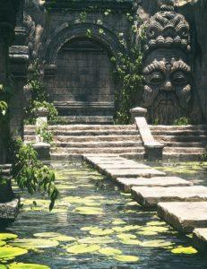 temple-pool