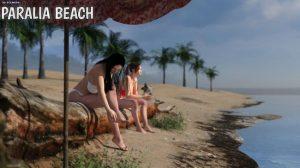 3d-scenery:-paralia-beach