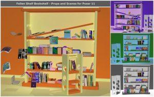 fallen-shelf-bookshelf