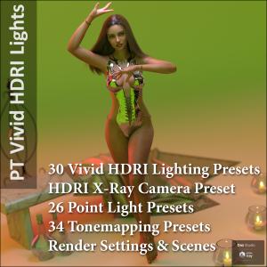 paper-tiger's-vivid-hdri-lighting