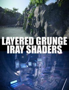layered-grunge-iray-shaders