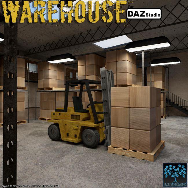 warehouse-for-daz-studio