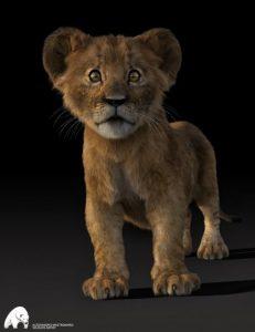 felidae-by-am-–-kimbo-the-lion-cub
