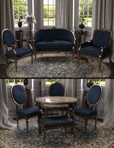 vintage-furniture-iray