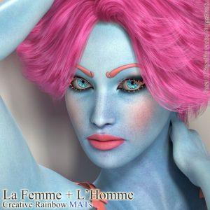 la-femme-+-l'homme-–-creative-rainbow-mats
