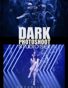 dark-photoshoot-studio-set
