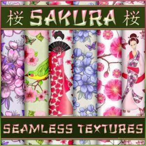 sakura-seamless-textures