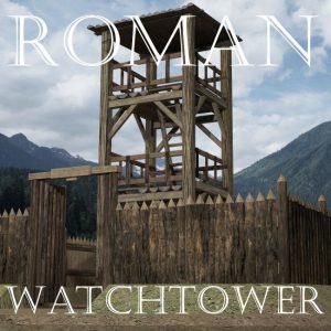 roman-watchtower
