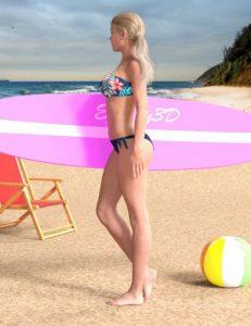 surfer-poses-for-genesis-8-female