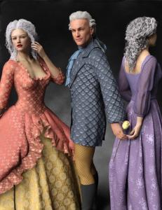 regal-romance:-historical-pattern-iray-shader-presets