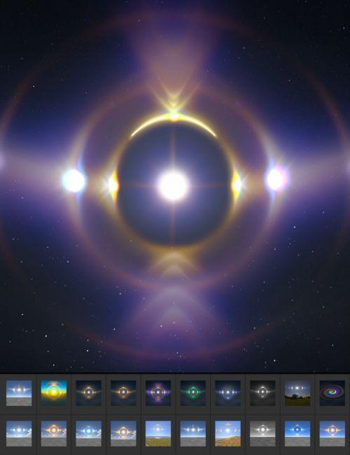 parhelion-spectrum-hdris